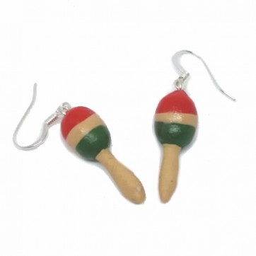 yomi yomis earrings maracas